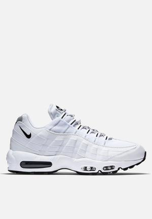 54b2bbd50ded Nike Air Max 95 - white   black