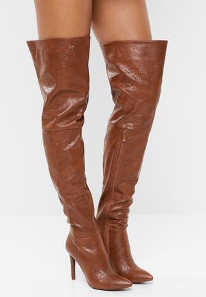 Molly boot - tan