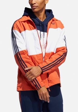 15e1e29b7d8aa Colourblock coach jacket - multi