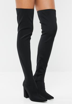 Stacey boots - black