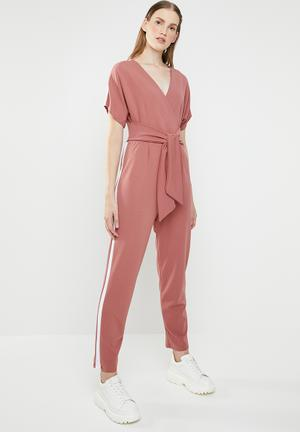 a4b45c7fd06 Polyester blend Jumpsuits   Playsuits for Women