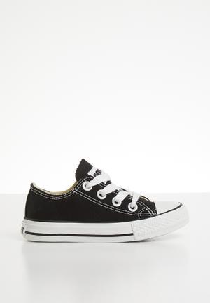 e9c10d064dd1 Viper kids low cut sneaker - black