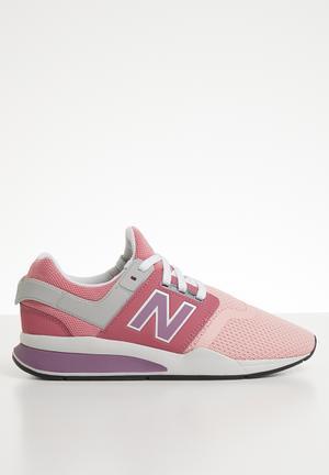 8dfb82f072 247 V2 tweens sneaker - pink