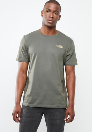 14698fc1c101 Red box tee - green