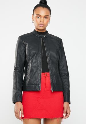 Dallas jacket - black