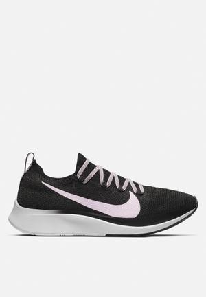 pretty nice 44068 b75f9 Nike internationalist women s shoe - violet ash white. By Nike R1349. Add  to wishlist. Nike zoom fly flyknit - black   pink