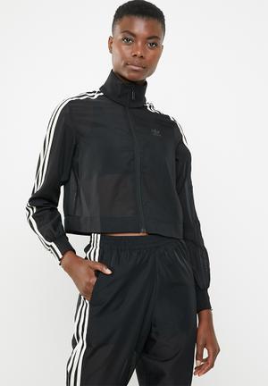 34822061c39d Adicolour stripes tracktop - black