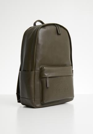 c55a1e297d57 Buckner backpack - olive