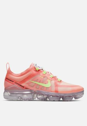 brand new 0090a 90c60 Nike w Air VaporMax 2019 - pink tint   light cream   barely volt