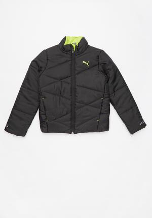 d310c54bfb8 Ess padded jacket puma - black