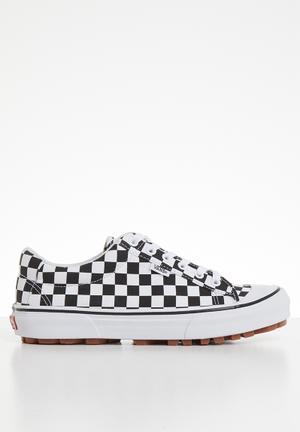 76f7bd9287c44d UA Style 29 - checkerboard   true white