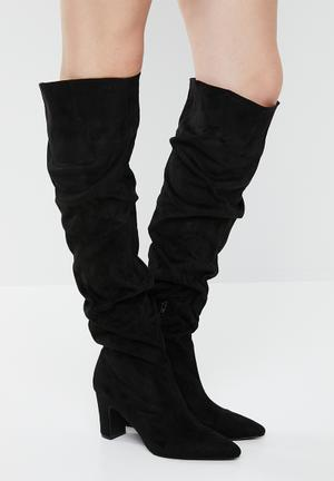 Salma boot - black