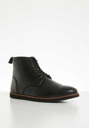 e7964a8ae814 Tinsley mid boot - black