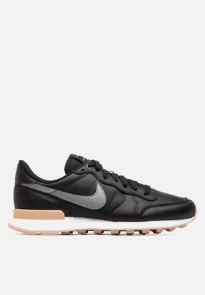 info for 4ef51 91321 Internationalist Premium Shoe - blk mtlc bomber gry-bio beige