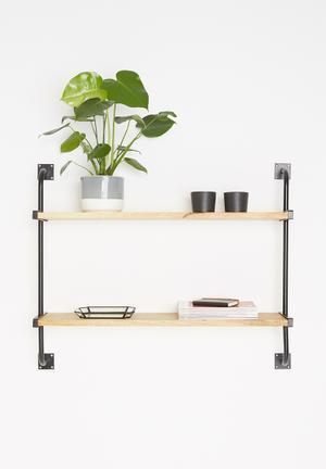 Aon industrial shelf