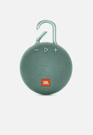 Clip 3 portable bluetooth speaker - teal