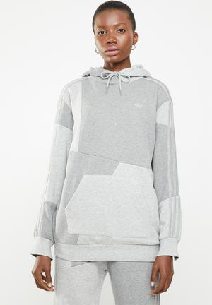 Kylie Jenner x falcon x coeeze hoodie grey