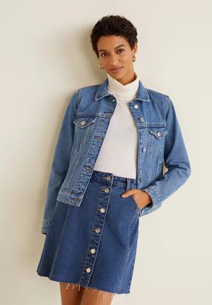 Vicky denim jacket - blue