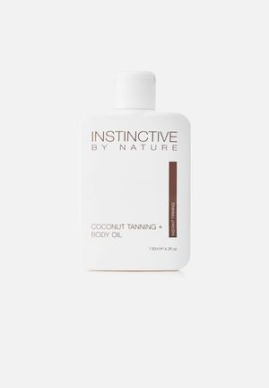 Coconut tanning + body oil - instant firming