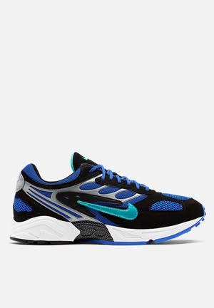Details about Nike Air Windrunner Trainer 2 ® ( Men Sizes UK: 12 ) Black Wolf Grey