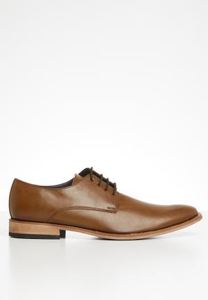 Ben formal shoe - tan