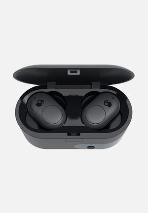 Push True Wireless in-ear - Dark Grey & Black