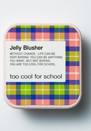 Check jelly blusher #4 Cherry Squeeze