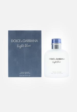 D&G Light Blue Pour Homme Edt - 125ml (Parallel Import)
