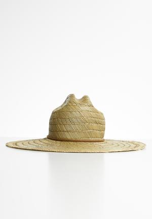 Coco straw hat - natural