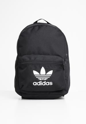 Ac class backpack - black