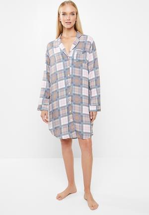 Sleep shirt - multi