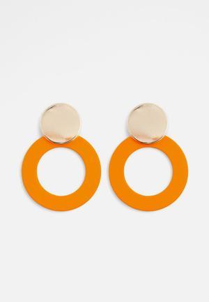 Sevendas - orange