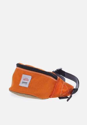 Moon waistbag - flare - orange & beige