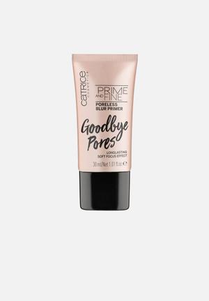 Prime and fine poreless blur primer