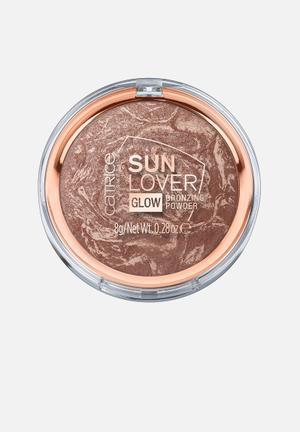 Sun lover glow bronzing powder - 010 sun-kissed bronze