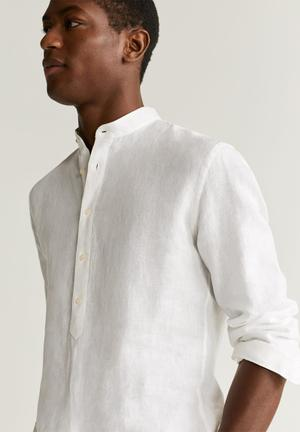 Bolar shirt - white