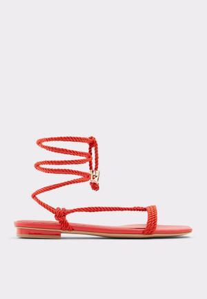 Rocky Barnes Cruz sandal - red