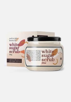 White Sugar Scrub