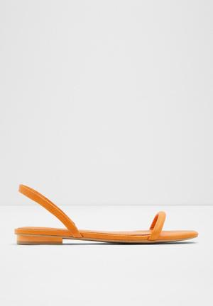 Rb-posit sandal - orange