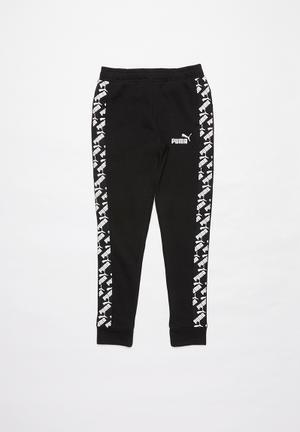 Amplified pants g - black & white