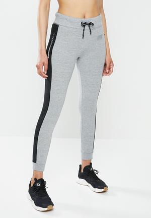 Core gym tech loose joggers - grey