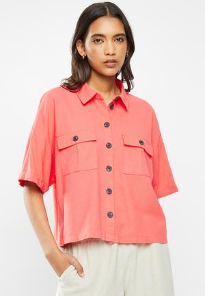 Pina wide 2/4 shirt - dubarry