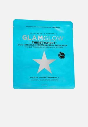 THIRSTYSHEET™ S.O.S. Intensive Hydtrating Cream Sheet Mask