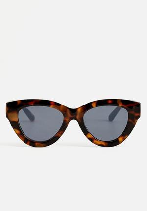 Pia sunglasses - dark brown