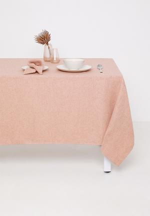 Enquire table cloth - lobster