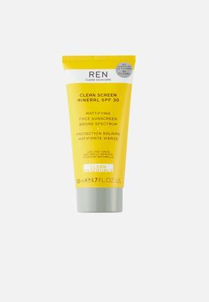 Clean Screen Mineral SPF30 Mattifying Face Sunscreen