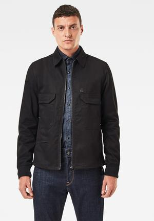Xpo jacket - black