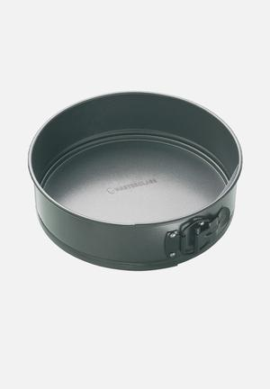 Non-stick spring form quick release cake tin-Stainless steel