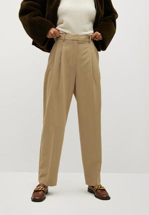 Trousers isabel - beige