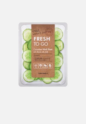 Fresh To Go Mask Sheet - Cucumber